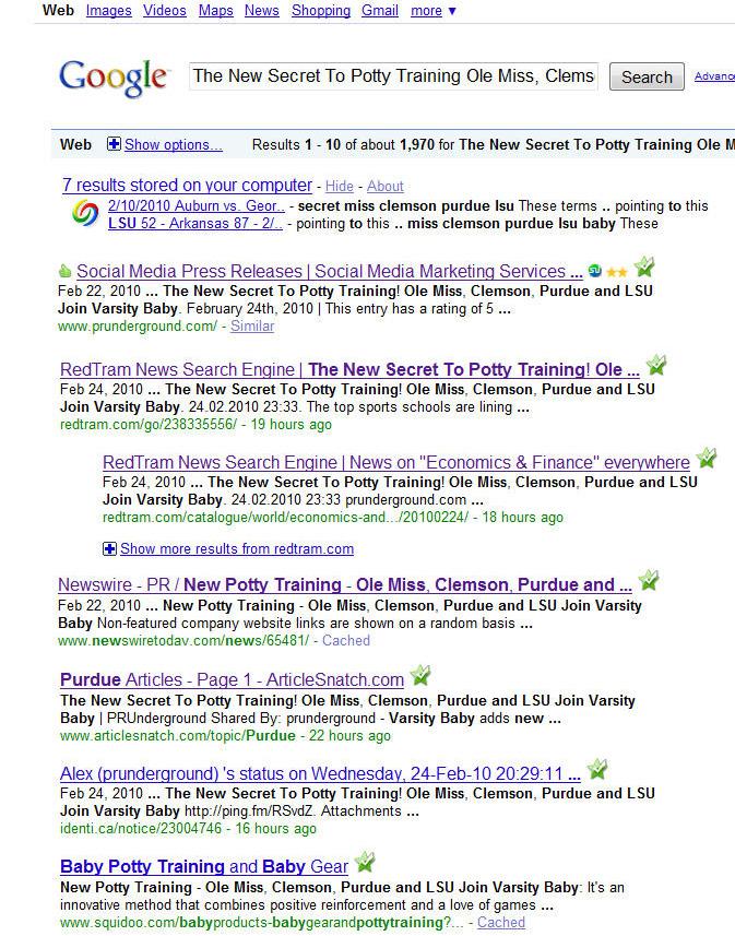 google example2