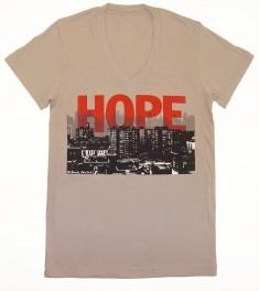 hopeTShirt