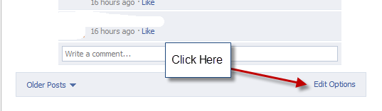 Facebook Options FACEBOOK And Why You May Not Be Getting Responses And Posts From Friends