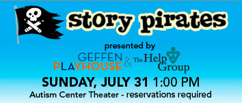 story pirates Story Pirates To Light Up The Stage At The Help Group