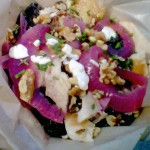 Lentil Salad at Fins on the Hoof