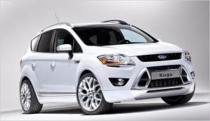Ford Kuga The New Ford Kuga Unveiled