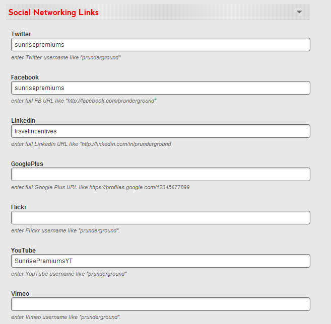 social links How To Create Your Social Media Press Release