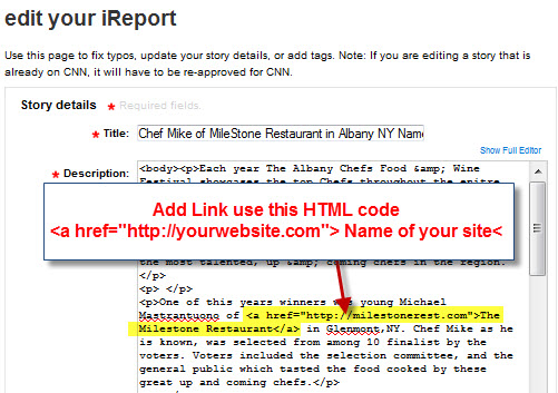 HTML How To Get Your Blog More Traffic Using CNN