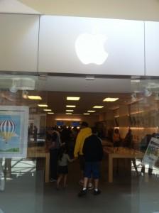 Danbury Apple Store