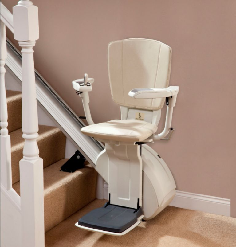 How much do stairlifts cost prunderground for Motorized chair for stairs cost