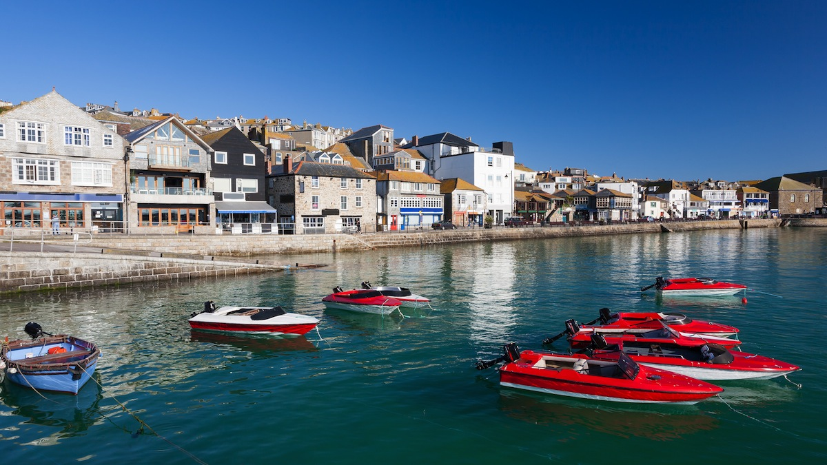 green 'gold medal' for st ives holiday accommodation company, Luxury Homes