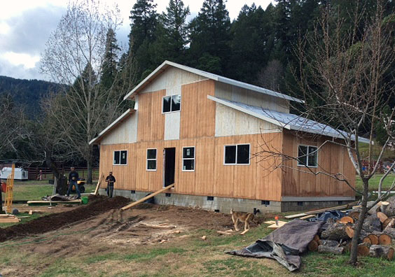 Marble Mountain Ranch Expands Living Quarters To
