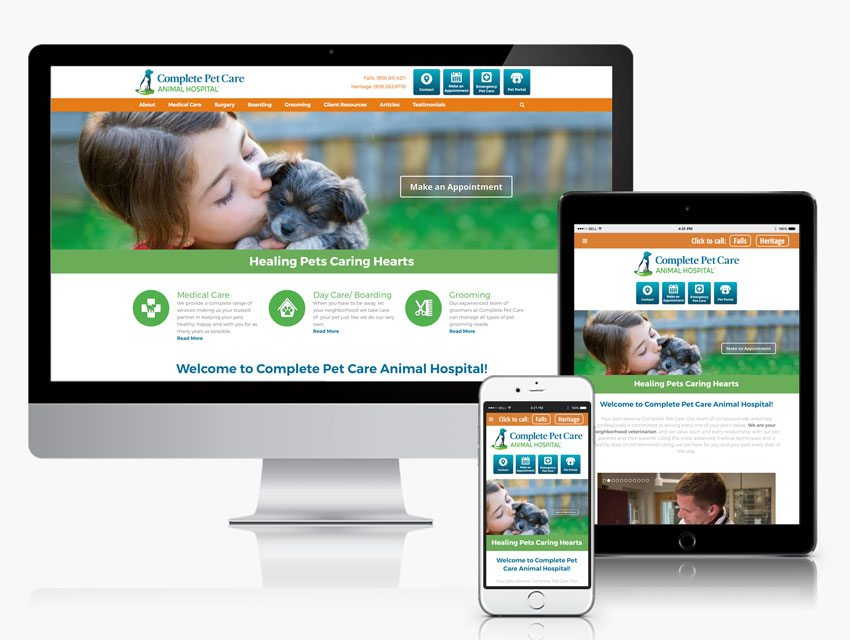 complete pet care wake forest pets world