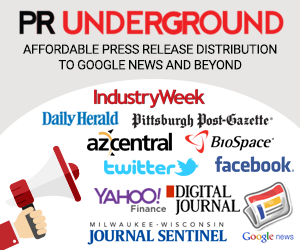 social media press release distribution