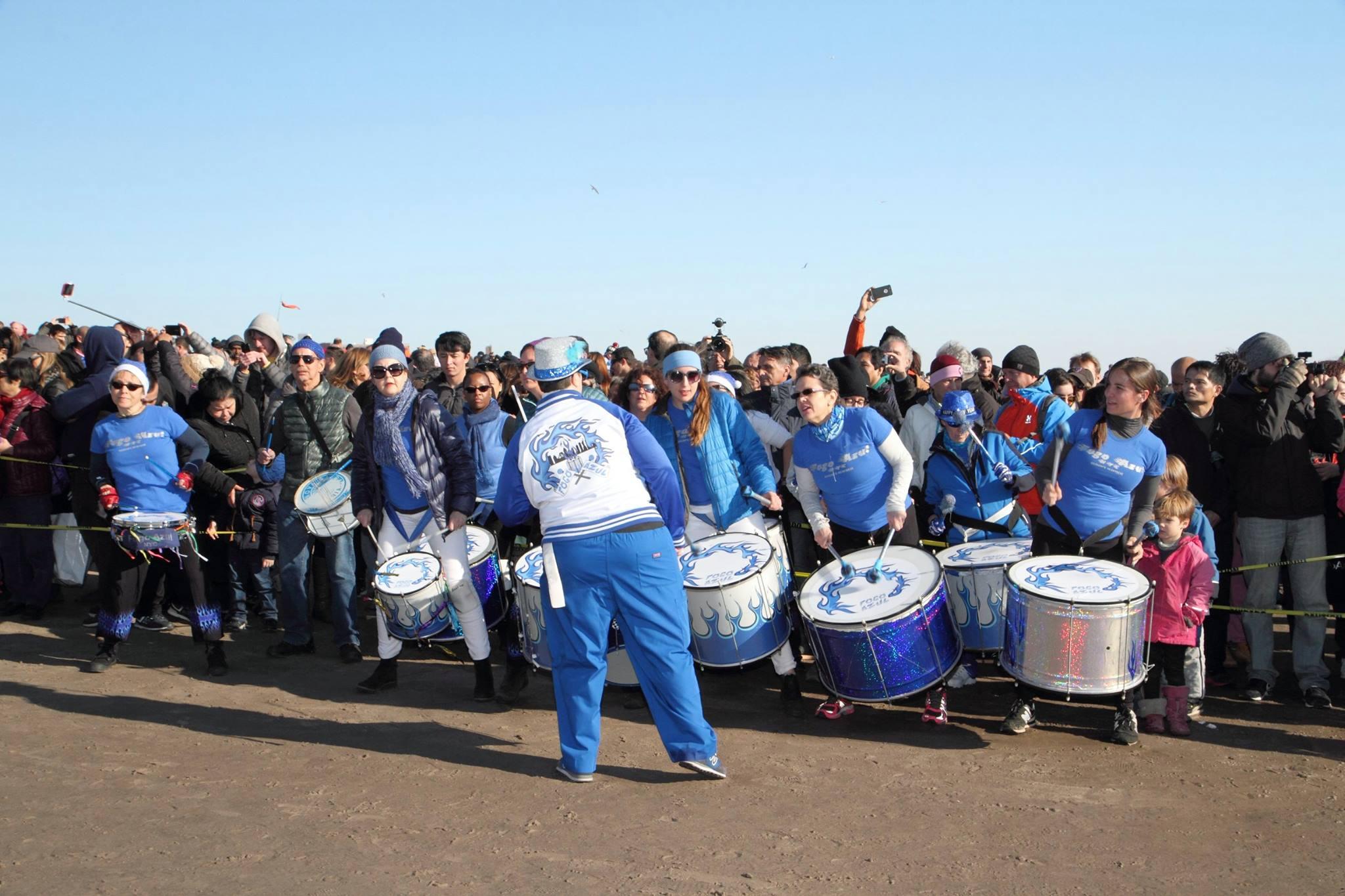 Community Drumline Fogo Azul Nyc Announces Open Rehearsals Prunderground