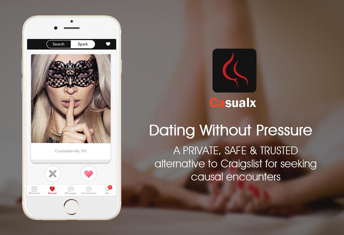 Casual encounter app