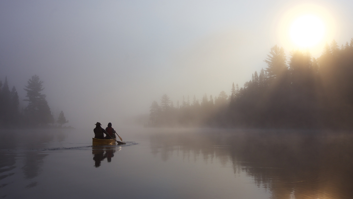 Trailguide Pictures Releases New Wilderness Canoe Trip Short