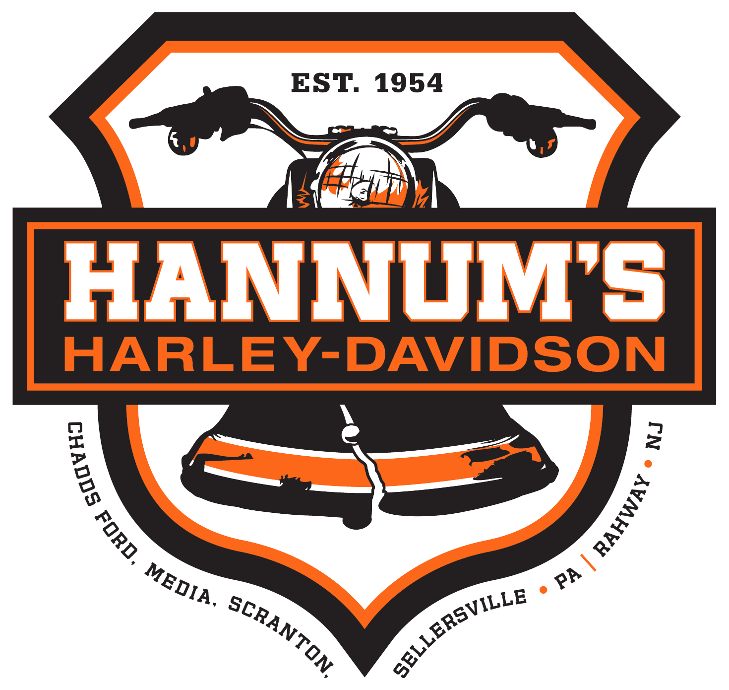 Harley Davidson Media Pa: Hannum's Family-Owned Dealerships To Revive Scranton's