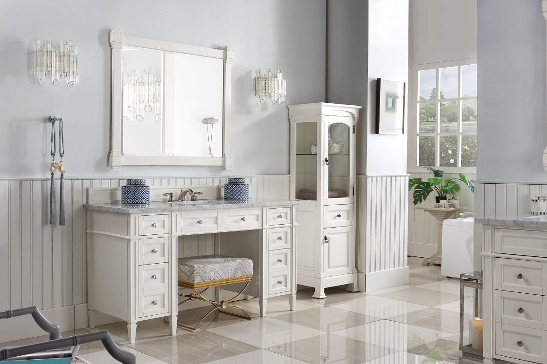 martin arctic single fall top white vanity w dark with solid tops palm beach amber surface signature basin af vanities dka in p bath james