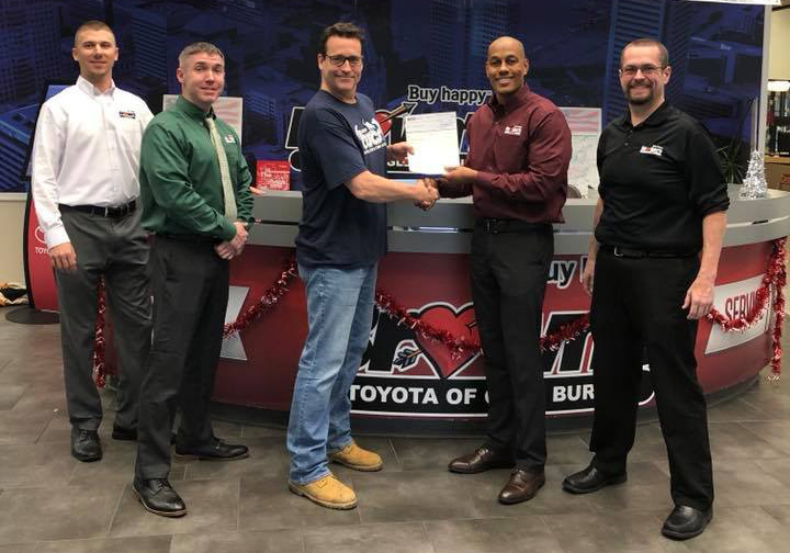 Brownu0027s Toyota Of Glen Burnie, Maryland, And Owner William E. Schuiling Are  Proud To Be Part Of An Amazing Community, And To Be Able To Work With ...