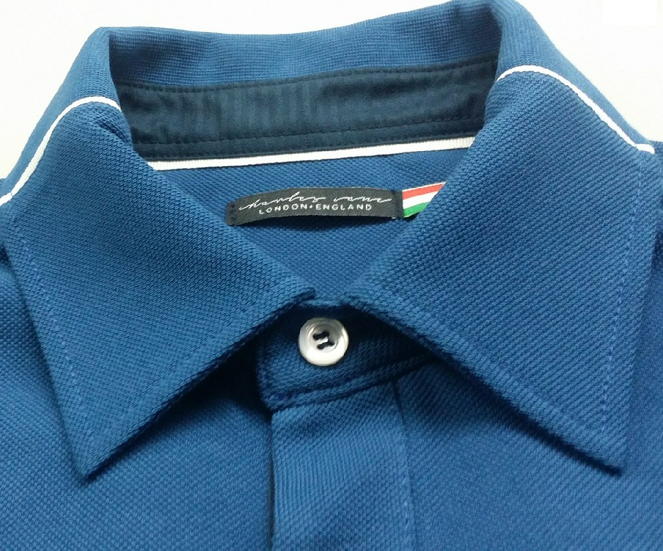 Charles vane to launch line of high end italian crafted for High end golf shirts