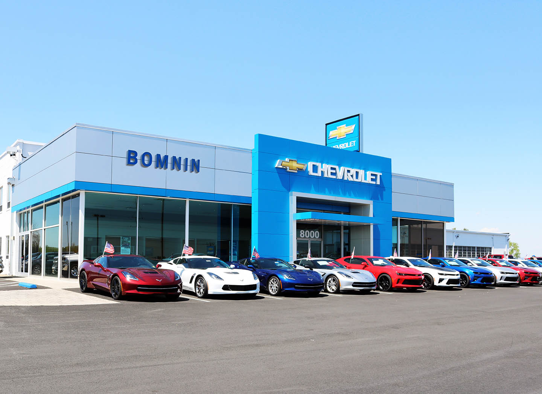 Bomnin Chevrolet Dadeland >> Nation's largest minority Chevrolet dealer, Bomnin