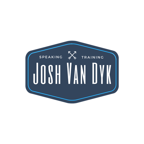 Josh Van Dyk Speaking & Training