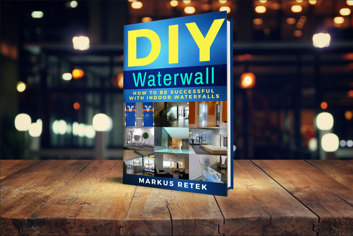 Wawazennet Launches Business Opportunity With Free Basic Diy Co Ok Who Would Have Thought That Something As Stunning Calming And Distinctive An Indoor Waterfall Could Be Made Simple Enough To Turn Into A
