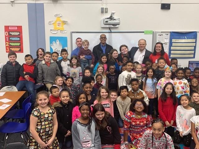 Brown Toyota Charlottesville >> Brown's Toyota of Glen Burnie Donates $17,000 to Hilltop Elementary | PRUnderground