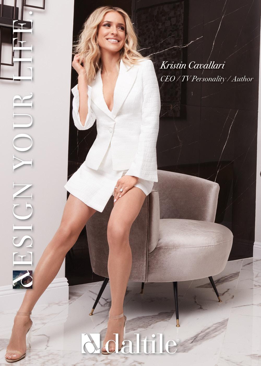 Daltile Announces Kristin Cavallari As New Brand