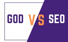 God vs SEO