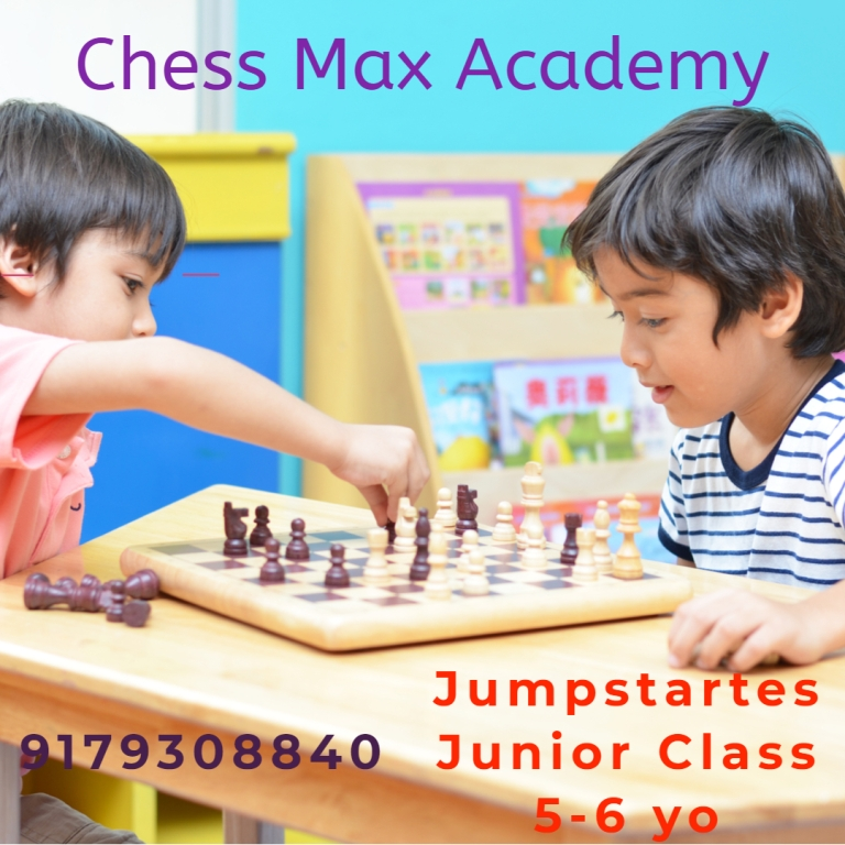 NYC based Chess Max Academy is allowing students to follow