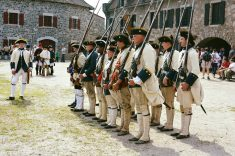 Epic Battle Brought to Life at Fort Ticonderoga in