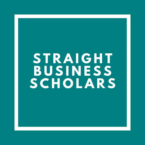 Straight Business Scholars