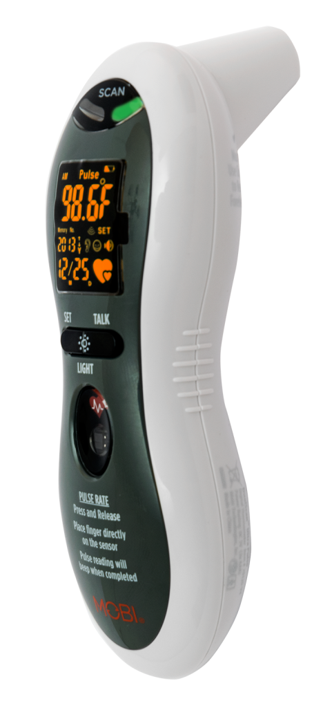 Mobi Dual Scan Ultra Pulse Thermometer 70203