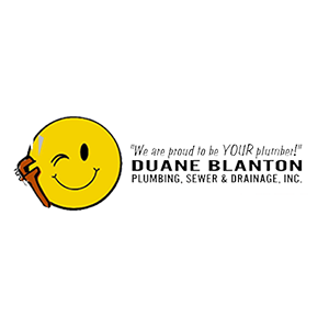 Duane Blanton Plumbing, Sewer, and Drainage Inc.