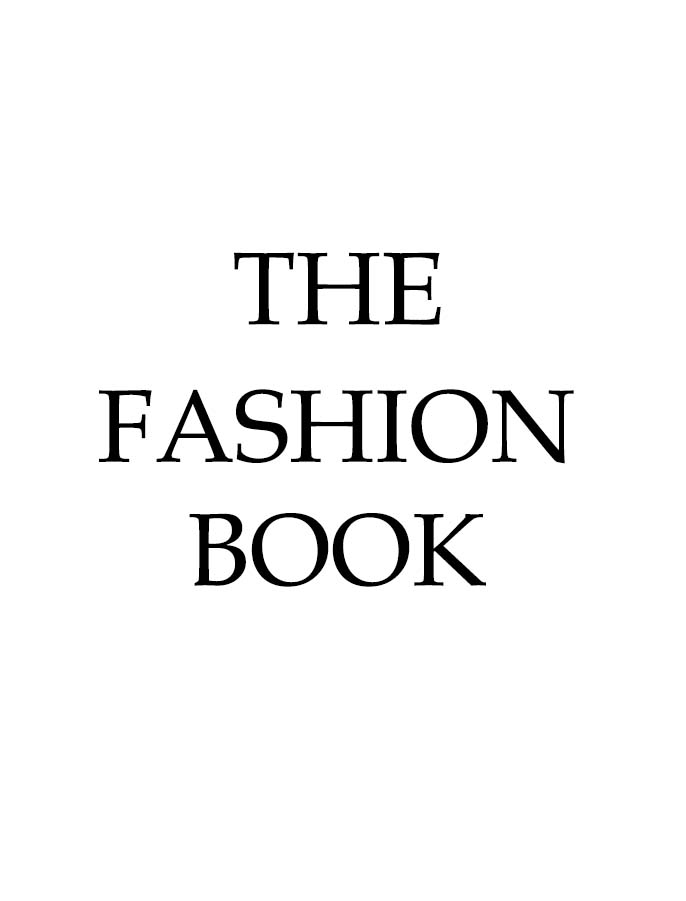 The Fashion Book Magazine