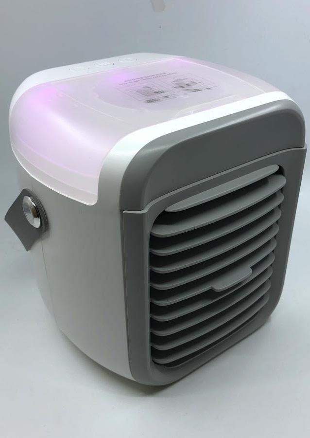 Blaux Portable AC Review: Mini Personal Air Conditioner ...