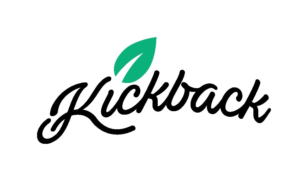 Kickback CBD logo