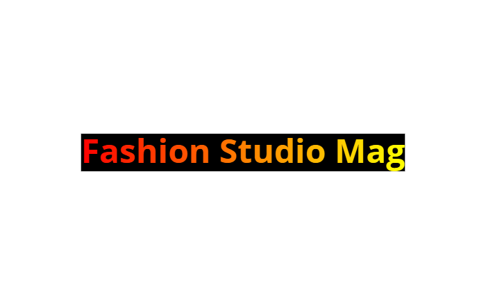 Fashion Studio Mag