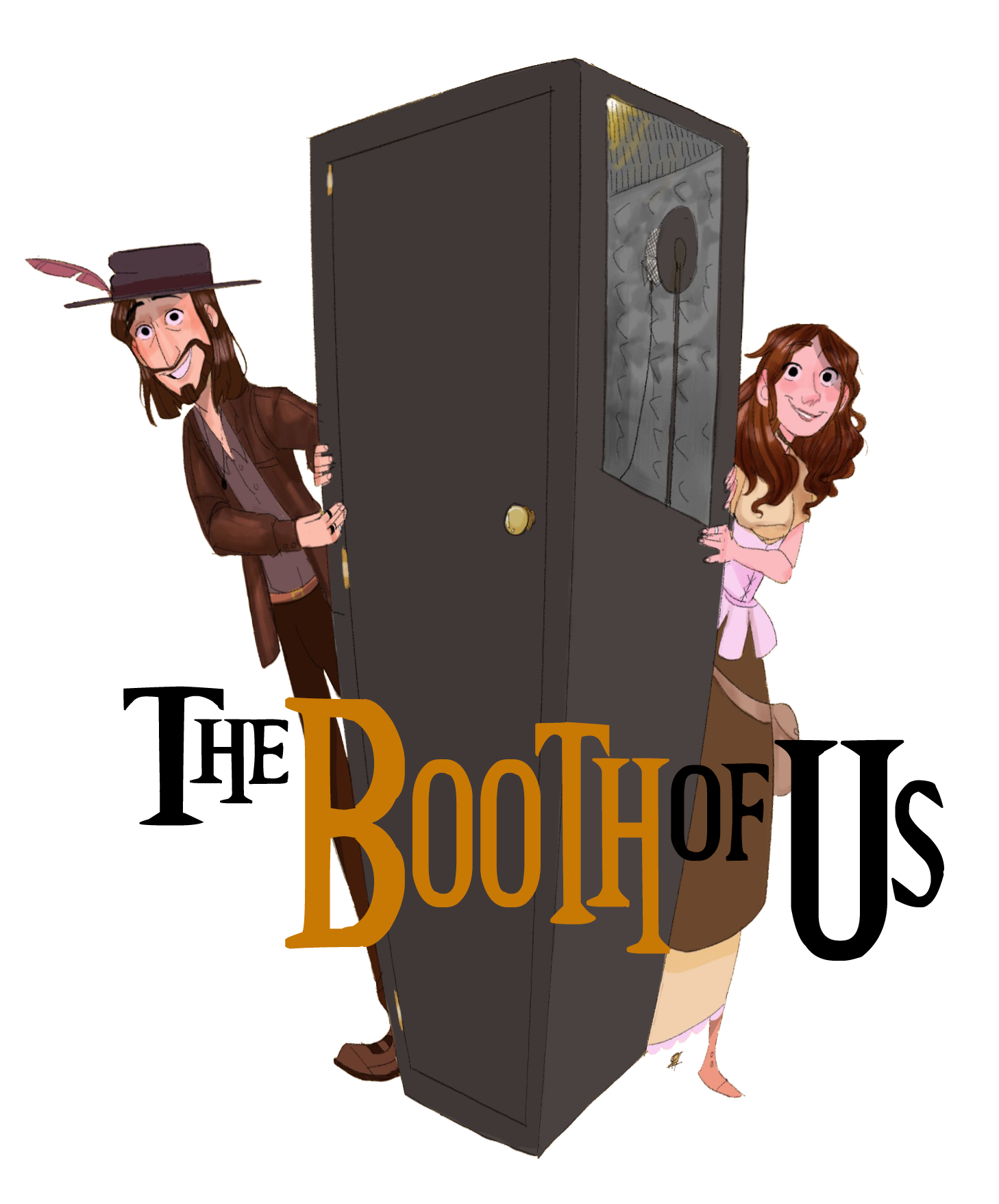 The Booth Of Us