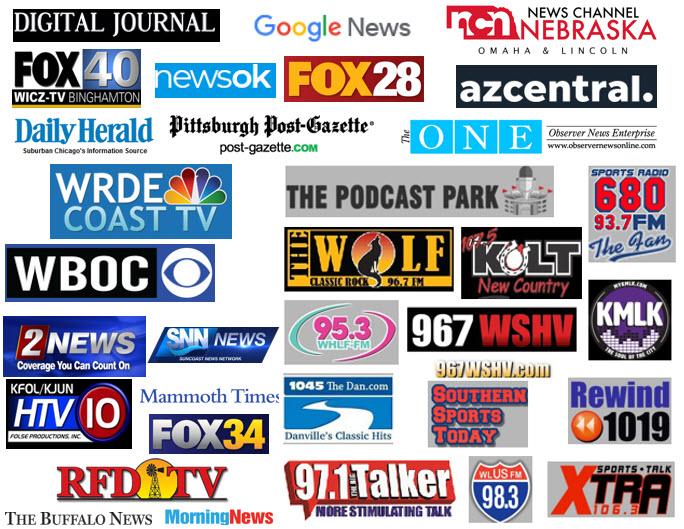social media press release distribution