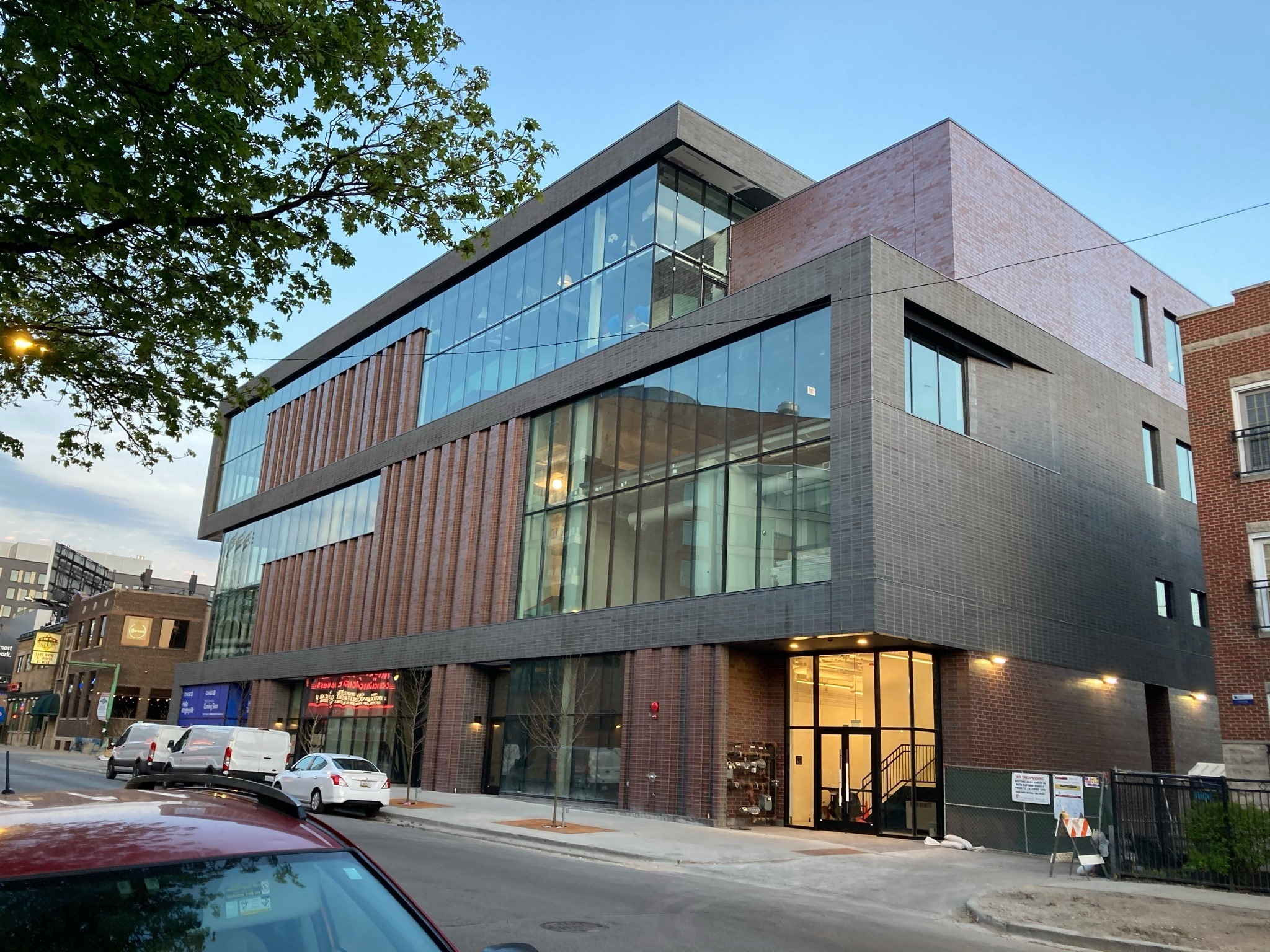 Movement Wrigleyville Preps For Early September Opening of New 43,000 Sq Ft Indoor Rock Climbing and Health Fitness center